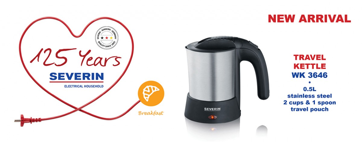 Severin Indonesia - Coffee Maker Terbaik