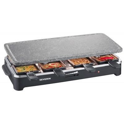 Raclette Party Grill with Natural Grill Stone - RG 2343